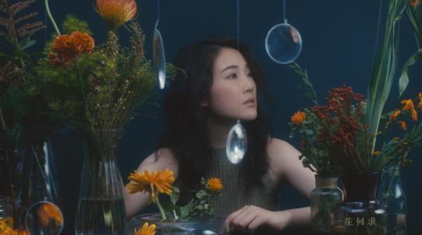 张可盈《一生何求》MV上线 致敬经典为战疫加油