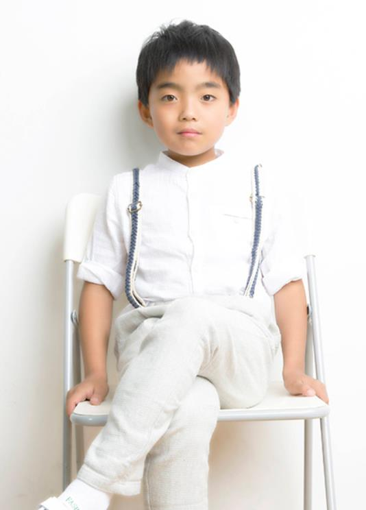 吴彦霖,小演员就要勇敢不退缩